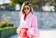 Street Style / Street Style - Great looks from the style mavens on the street. / by StyleBlazer