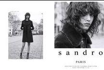 SANDRO PARIS Campaigns
