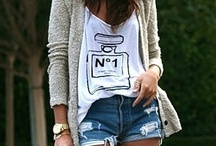 Fashion / Today's trends, sartorial inspiration, women's fashion