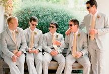 Groom & Groomsmen | Weddings / by Serendipity Weddings & Nails