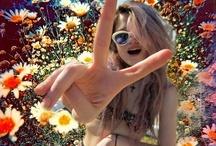 Hippie, Gypsy, Boho / by Vanessa Raffaele