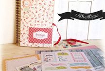 Swirlcards - My Family Diary / scrapbooking