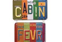 ~*~ Cabin Ideas ~*~