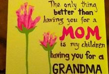 Mother's day / by Andi Delmedico