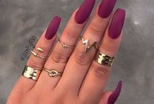 Nail Art / Unique Nail Designs, Manicures & Nail Art / by StyleBlazer