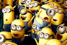 I Love Minions / Minions / by Ashley Boasso