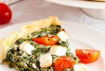 Recetas de quiches / Las quiches más populares, desde la quiche Lorraine a una saludable quiche de verduras, ¡elige tu quiche favorita1