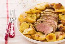 Recetas de carne / Recetas fáciles de carne para toda la familia. Descubre en este tablero las mejores recetas de carne caseras.