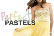 Pastel Prom Dresses - Spring 2014 Trend / by Flirt Prom