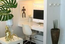 Home - Small Work Space