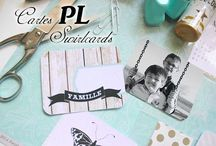 Swirlcards - Project Life / scrapbooking