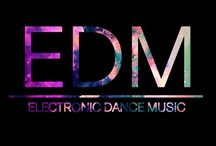 EDM / Electronic Dance Music / by Ashley Boasso
