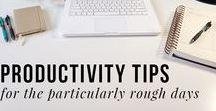 Blog - Productivity