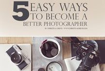 DSLR Photography Tips / Learning to take great photos / by Tina ~ The Black Star Boutique ~
