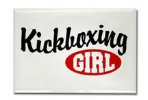 Kickboxing / This is my FAVORITE type exercise! / by Zinnada Hodges