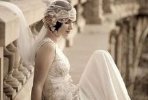 Great Gatsby Weddings / by Serendipity Weddings & Nails