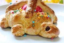 Recetas de Pascua / Recetas típicas de Semana Santa y Pascua. Durante las fechas de Semana Santa y Pascua son tradicionales muchas recetas en distintas regiones y países.