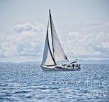 Sailing   Travel / Sailboats and the sea