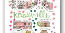 Knoxville, Tennessee / Knoxville, Tennessee