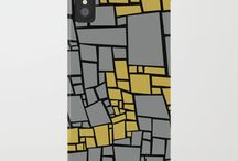 phone cases / a gallery of phone cases by Clever Name Designs, available from many online vendors