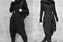 Alternative fashion (Cyberpunk) / Cyberpunk fashion for men and women!