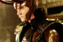 Loki/ Tom Hiddlestone