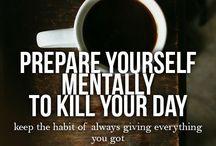 Fitspo / Body goals and motivation!
