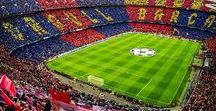 Barcelona / my dream place want to watch the el clasico