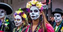 New Orleans Mardi Gras / Mardi Gras Day in New Orleans!  I used a Canon EOS 5D Mark II with a Canon 50mm prime lens.
