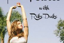 RikeDuke.com - A life free of stress / I truly believe that the lightheartedness, the passion, relaxation and energy that we all long for are still hidden deep in our hearts! We just need to find them again - step by step!  Here you will learn how to deal with undesired emotions like anger, sadness and fear. How to get along with spirals of negative thoughts, how to find peace with old burdens and new goals that are worth living for!