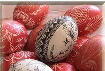Τα αυγά της Αγνής / Πασχαλινά αυγά
