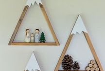 Nursery Decor / Whether you've already picked a theme for your nursery, don't plan to have a theme, or are looking for any inspiration for the perfect place for your baby, here's a great collection!  *Disclosure: the links in these pins are affiliate links from products I have either used and loved myself or gotten great personal reviews from friends and followers.