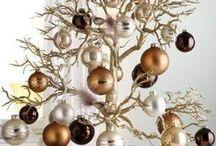 vytvořit dekoraci z větví