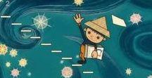VEČERNÍČEK - mé dětství / VEČERNÍČEK je přibližně desetiminutový televizní pořad s pohádkovým nebo jiným příběhem. Od roku 1965 byl Večerníček ucelenou formou s pravidelným nedělním vysíláním. První barevné vysílání začalo v roce 1973, od téhož roku je pořad vysílán každý podvečer po současnost. Symbolem pořadu je kreslený chlapec Večerníček v papírové čepici a autorem je výtvarník Radek Pilař. Animovaná znělka Večerníčku je nejstarší televizní znělka v České republice a jednou z nejstarších v Evropě.