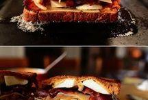 Sandwich / toasts