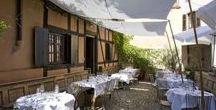 L'Alsace / Quelques endroits agréables où séjourner en Alsace.