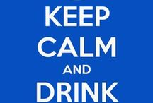 Get my drink on-spiked or not / alcoholic and non-alcoholic / by Terri Barbian Olguin