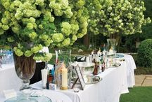 Details We Love ... Celebrations / There's nothing better than a great party. Big or small scale. Creating a special atmosphere for an occasion is a wonderful way to share your life and love for family and friends.  / by McCall Wilder
