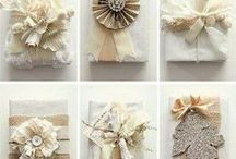 Wrap it up / Gift ideas... / by Kambree Kay + Decor Facelift