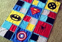 Quilting Ideas / by Stephanie Chapman