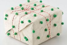 Pretty paper and packaging