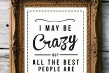 Self pin-portrait / Personal perceptions, self humor & life as I know it... / by Kambree Kay + Decor Facelift