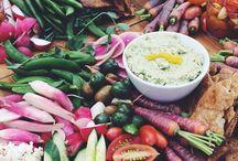Yummy & Healthy ... Apps & Snacks / Start it! / by McCall Wilder