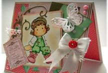 My Handmade Creations / A few of my personal creations. More can be viewed on my blog http://sharonskardzkorner.blogspot.com