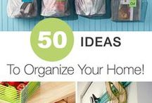 Organisation.Storage Ideas / Plenty of Ideas for organising your Home, Home Office and Craft Spaces.