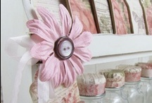 A Creative Life - Craft Storage / by Shabby Art Boutique