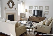 LiViNg RoOm / by Ginni @nderson