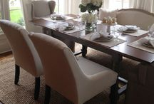 DiNiNg RoOm / by Ginni @nderson
