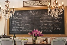 Chalkboard Creations / by Shabby Art Boutique