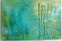 Le Creazioni di Kiara / ___Thanks for Pinning My Art___ SCRAPBOOKING CARDMAKING MIXEDMEDIA CRAFT DOODLING www.creazionidikiara.blogspot.it